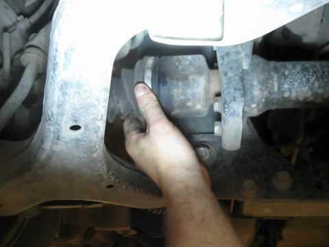 Rexton II правый передний шрус