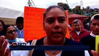 Trabajadores eventuales de Tuxtepec seguirán trabajando pese a despido