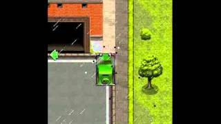 Mafia II mobile 240x320 gameplay view on youtube.com tube online.