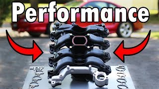How to Install a Performance Intake Manifold and Replace Gaskets (Dyno PROOF) width=