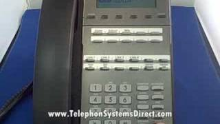 nec dsx 22b speed dial youtube rh youtube com NEC DS1000 User Manual DS 1000
