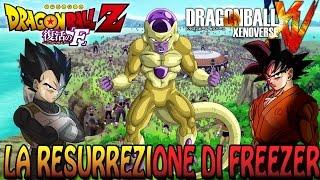 getlinkyoutube.com-Dragon Ball Xenoverse - La resurrezione  di Freezer | FUKKATSU NO F | PS4 Ita