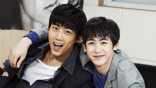 getlinkyoutube.com-Taecyeon & NichKhun, Your Private Concert (A Song For You from 2PM - Ep.9)