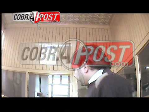 Cobrapost Expose, IOB Bank, Case 1