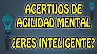 getlinkyoutube.com-Acertijos de Agilidad Mental ¿Eres Inteligente? | Juegos de Logica