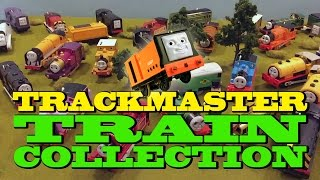 getlinkyoutube.com-Thomas and Friends Train Collection