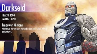getlinkyoutube.com-Injustice: Gods Among Us - Darkseid Exlcusive Battle Preview Gameplay