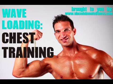 The Wave Loading Workout (CHEST TRAINING) Muscle Building Program
