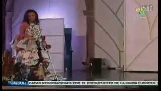 getlinkyoutube.com-Amputee Woman LAK Arli Mayerling Mujica in Ecuador