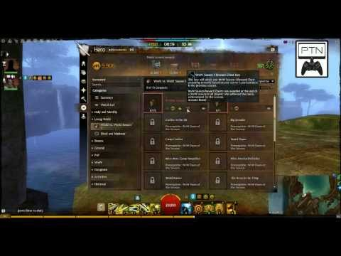 Teach The Noob - WvW 2 - Seasons and Rewards - Guild Wars 2 - PTN The Part Time Nerd