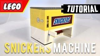 getlinkyoutube.com-LEGO Snickers Machine TUTORIAL