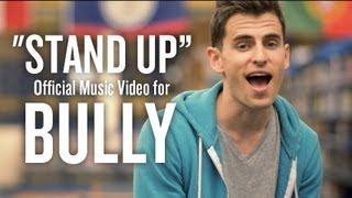 Stand Up - Official Music Video for BULLY- Mike Tompkins