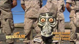 Achmed Goes to Boot Camp - Jeff Dunham