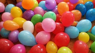 "getlinkyoutube.com-""The Balloon Show"" for learning colors -- children's educational video"