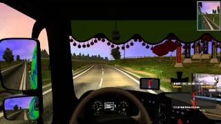 getlinkyoutube.com-Euro Truck Simulátor 2 - RebelRadek 0010 (Praha - Milano 02)