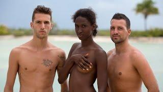 Adam recherche Eve : Alexandre, Anaîs et Stéphane