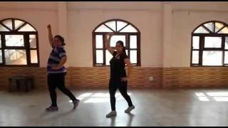 getlinkyoutube.com-GULABO basic dance choreography || Shaandaar  ||
