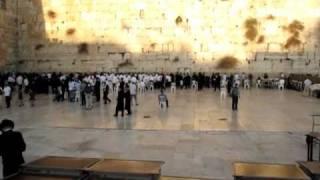 getlinkyoutube.com-The West Wailing Wall In Jerusalem in all its glory.