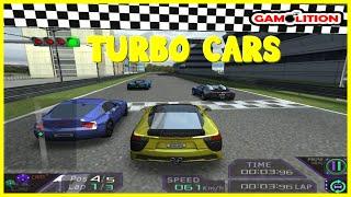 getlinkyoutube.com-Turbo Cars Racing Gameplay | Best Kid Games | Car Racing Games