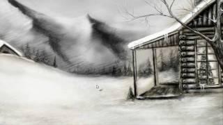 getlinkyoutube.com-Winter Landscape Speed Drawing