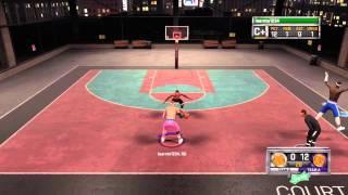 NBA 2K15 Another 1v1 Drop Off