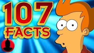 getlinkyoutube.com-107 Futurama Facts YOU Should Know! - ToonedUp @CartoonHangover