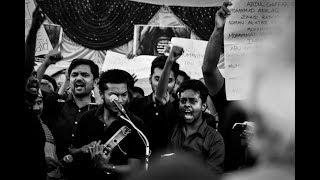 Chennai's voice of dissent.. #notinmyname #breakthesilence