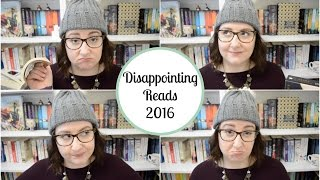 getlinkyoutube.com-Disappointing Reads of 2016 | The Book Life