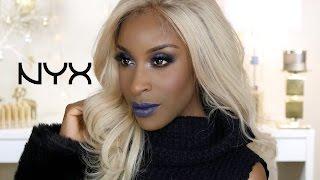 getlinkyoutube.com-NYX Full Face Makeup Tutorial | Jackie Aina
