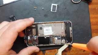 getlinkyoutube.com-iphone 4s ремонт WI FI