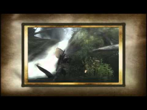 Monster Hunter 3G Trailer [Nintendo Direct 3DS Conference 2011]