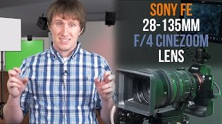 getlinkyoutube.com-Sony FE 28-135mm Cine-zoom