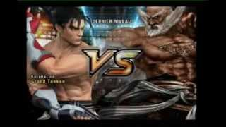 getlinkyoutube.com-Tekken 5 - gameplay Jin - by Kazama_Jin