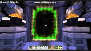 getlinkyoutube.com-The Dark Portal in Minecraft Fantym Style
