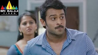 getlinkyoutube.com-Prabhas Mirchi Movie Comedy Scenes Back to Back | Anushka, Richa | Sri Balaji Video