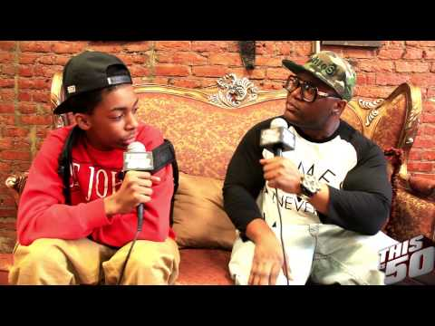 "Bishop Nehru Talks Performing in London; ""Strictly Flows"" Tape"