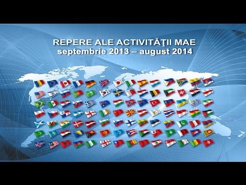 Repere ale diplomaţiei româneşti