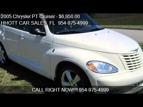 2005 Chrysler PT Cruiser GT for sale in Deerfield Beach, FL
