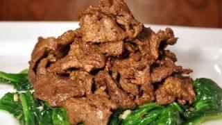 getlinkyoutube.com-Beef in Oyster Sauce
