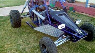 getlinkyoutube.com-Edge Piranha buggy 170 HP SHAKE DOWN