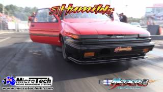 getlinkyoutube.com-El Humilde 6.27 @ 231 MPH New Personal & World Record