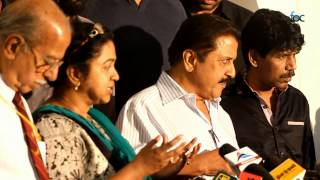 Artists Support Regarding Vishwaroopam Issue