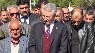Fransa'da yangın sonrası hayatını kaybeden Ertunç Erzincan'da defnedildi