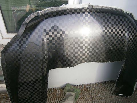 Изготовление карбонового капота Toyota RAV4. Попытка 1 - печаль
