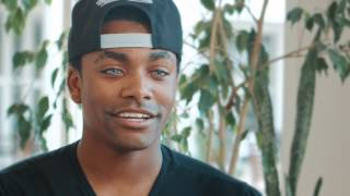 Actor Khalil Underwood Permanently Changes his eye color / Bright Ocular