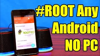 getlinkyoutube.com-How to ROOT Any Android Device Without A Computer |One Touch Root (2016)