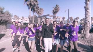 getlinkyoutube.com-סטטיק - צובעים את חיפה סגול (הקליפ הרשמי)
