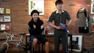 getlinkyoutube.com-[SUB ESP] Taeyang y Seungri en Naver Starcast 1/4