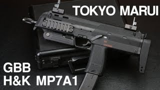getlinkyoutube.com-東京マルイ GBB H&K MP7A1レビュー TOKYO MARUI AIRSOFT