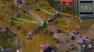 Red Alert 3 - Dimon(Soviets) vs 4del(Empire)